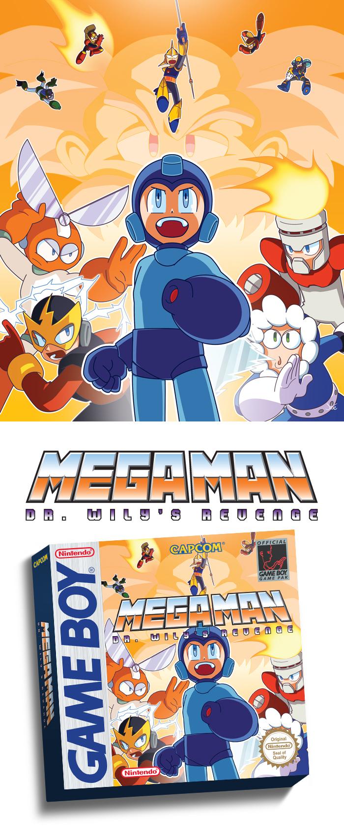 Mega Man #01