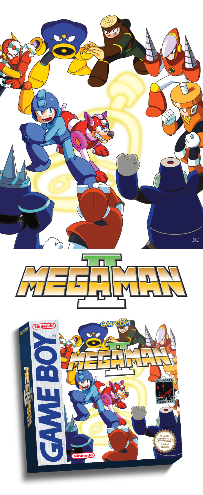 Mega Man #02