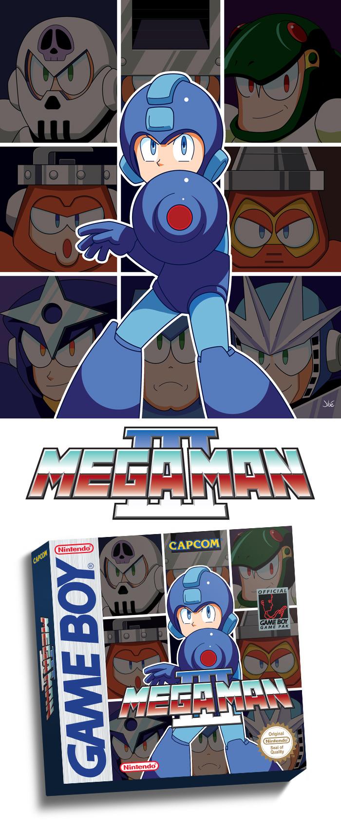 Mega Man #03