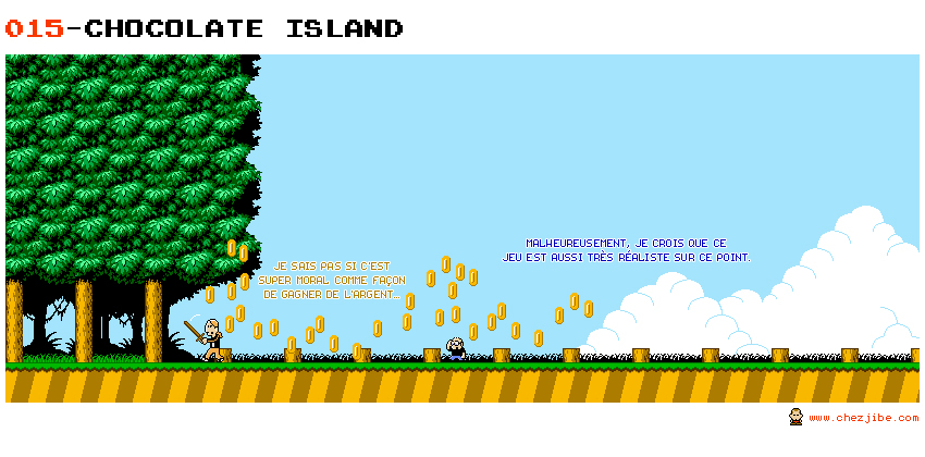 015- Chocolate Island