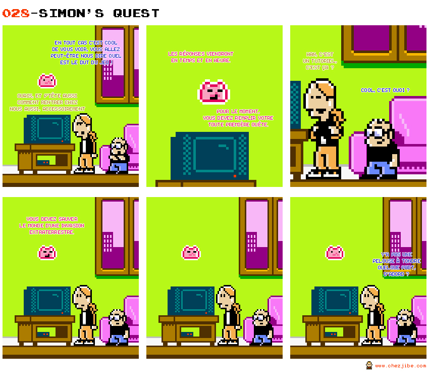 028- Simon's Quest