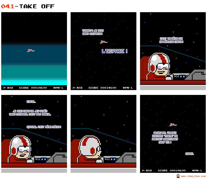 041- Take off