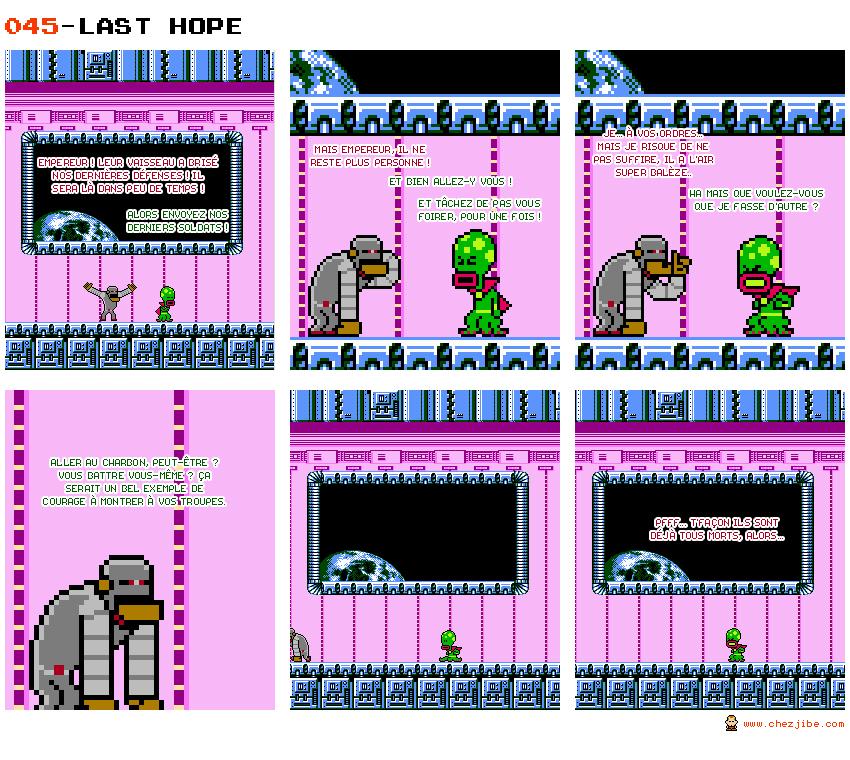 045- Last Hope