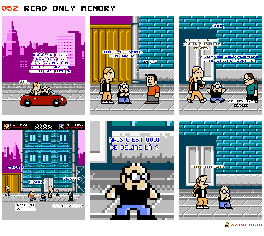 052- Read Only Memory
