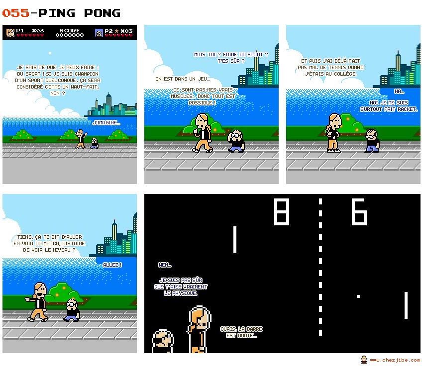 055- Ping pong