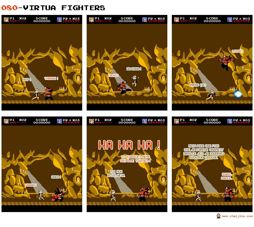 080- Virtua Fighters