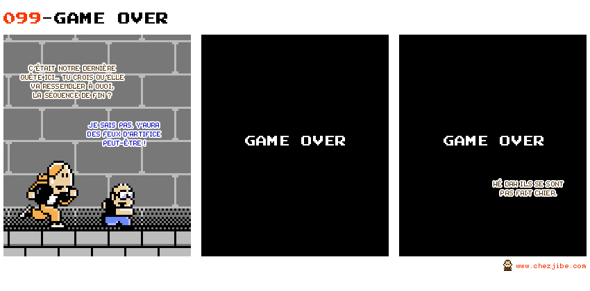 099- Game Over