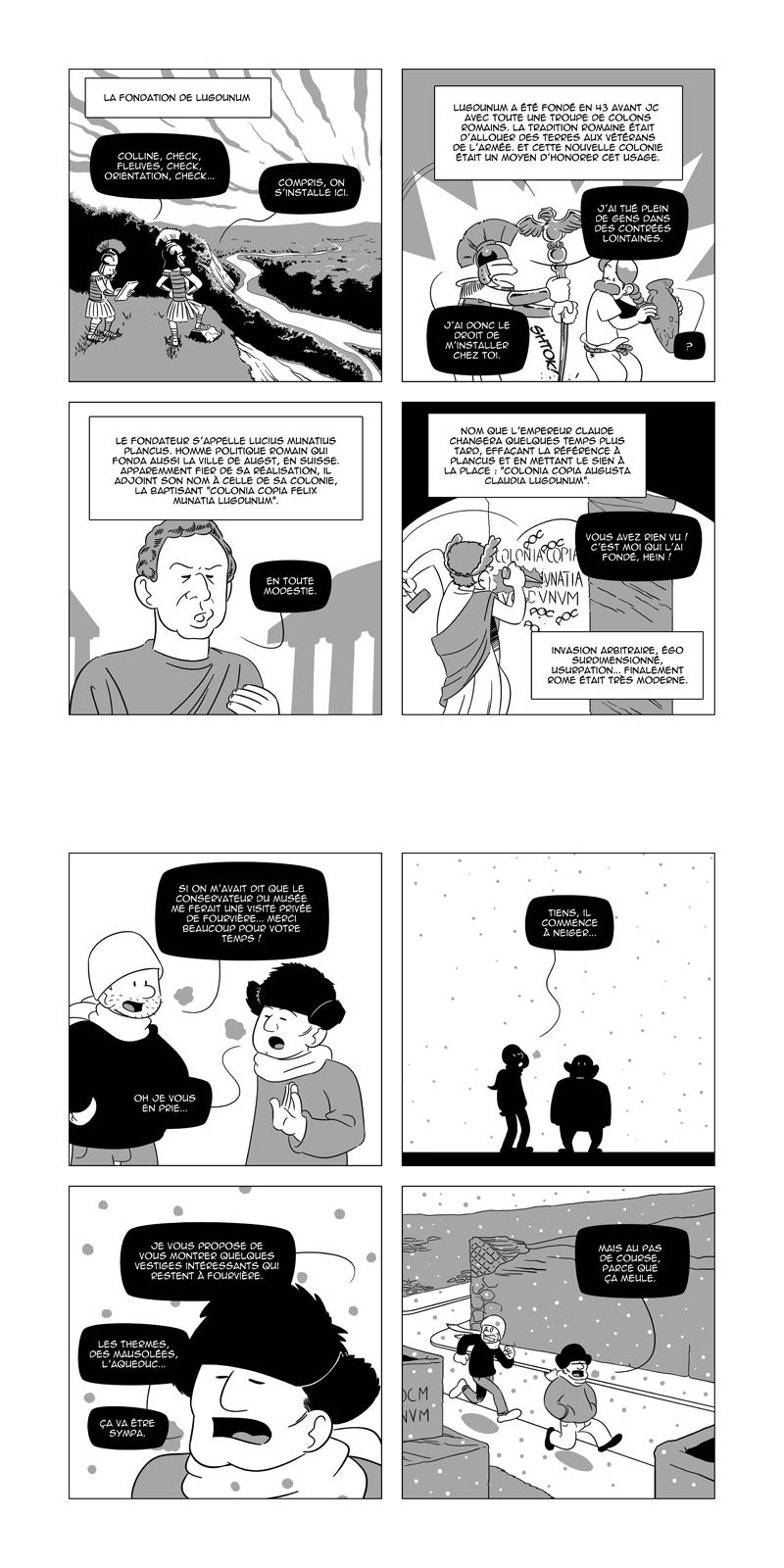 Jibé au musée #11