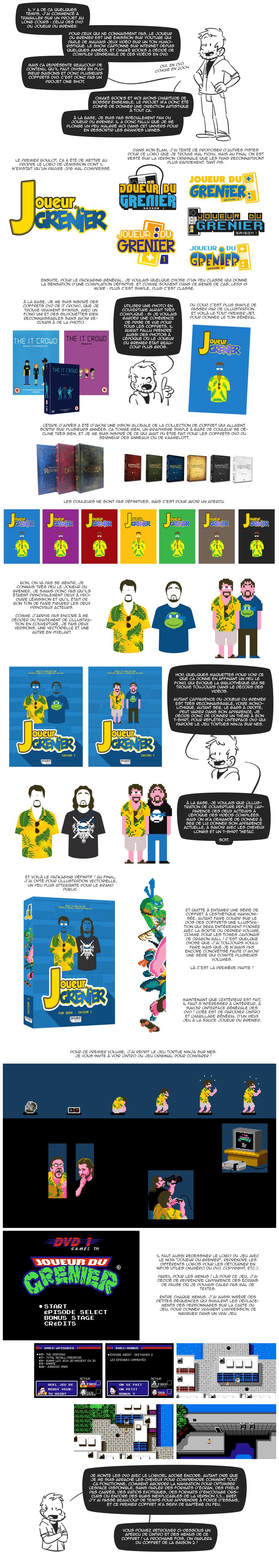 DVD Joueur du Grenier – Saison 1