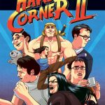 Hard Corner II – making of de l'illustration