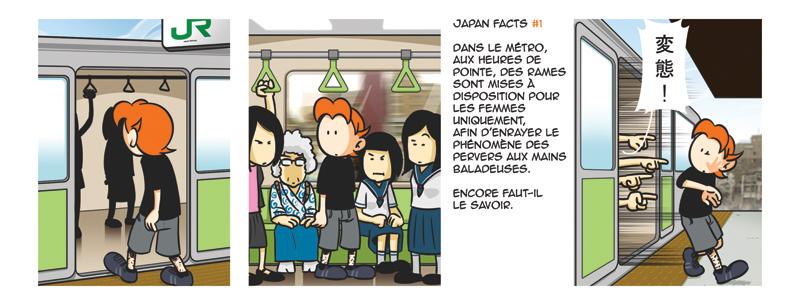 À l'Est – Japan Facts #1