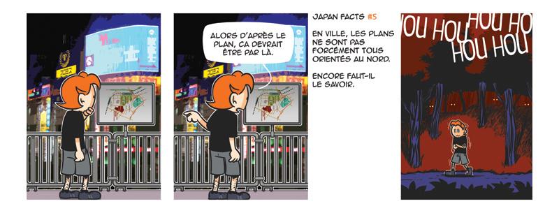 À l'Est – Japan Facts #5
