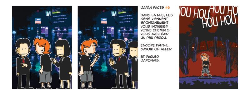 À l'Est – Japan Facts #6