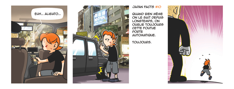 À l'Est – Japan Facts #10