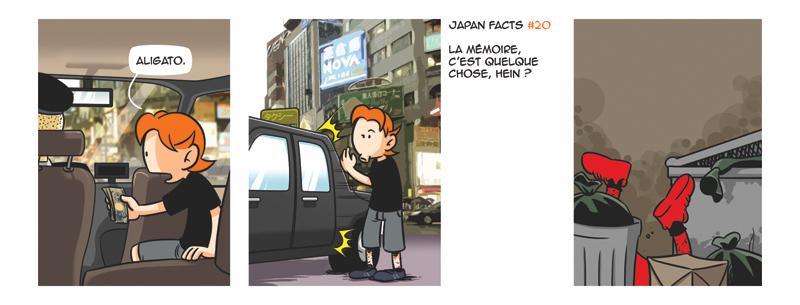 À l'Est – Japan Facts #20