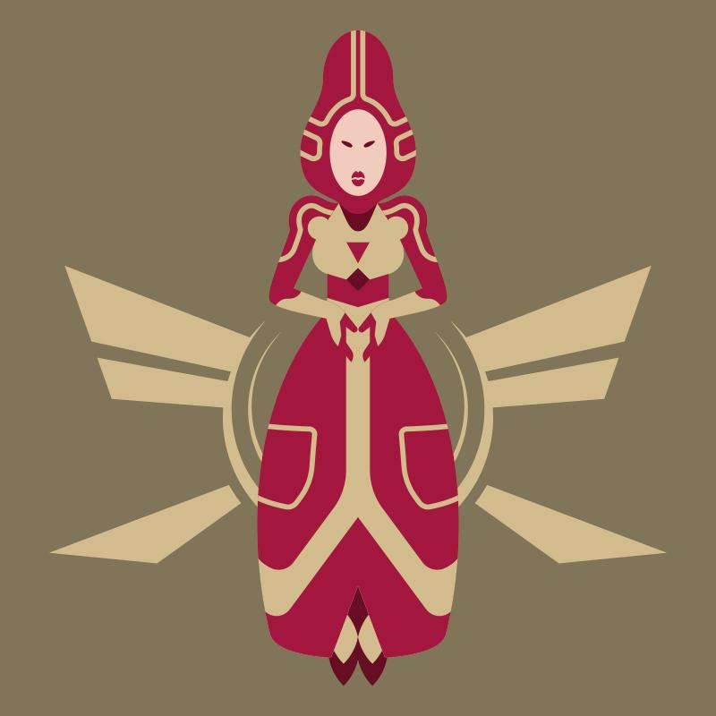 L'Inquisitrice #Inktober2019