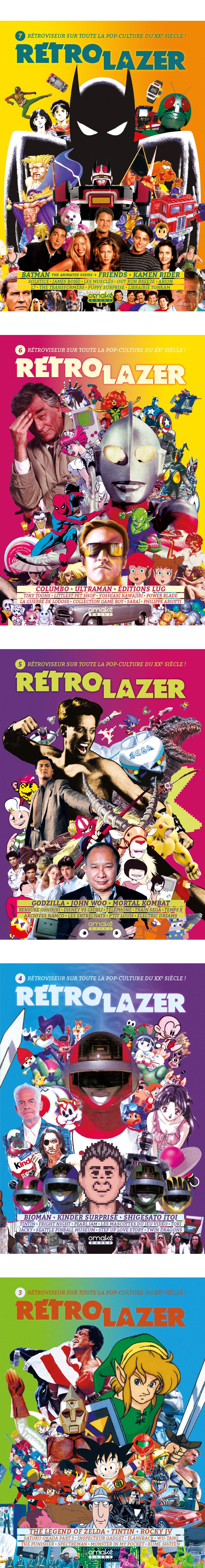 Rétro Lazer #7
