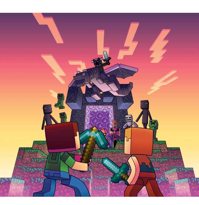 Minecraft – Voyage au centre du Nether !